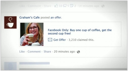 Facebook Marketing Facebook Offers