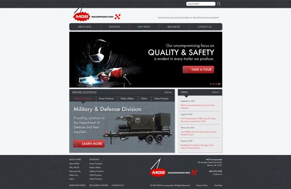 Award Winning Website Development