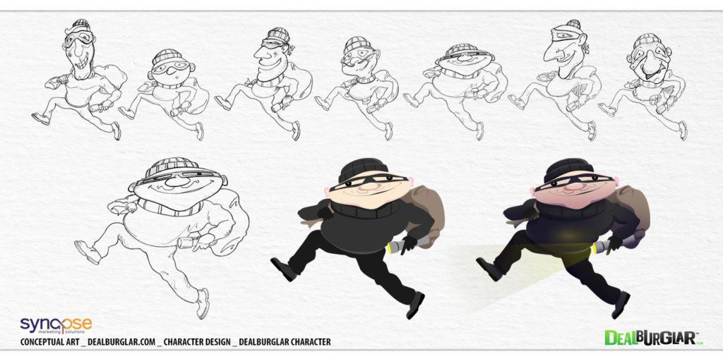 Conceptual Artwork for Animation