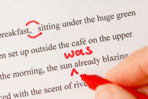 Proofing Written Text Synapse Marketing