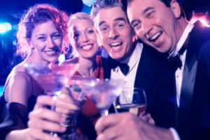 If your blog were a party guest...would you ditch it?