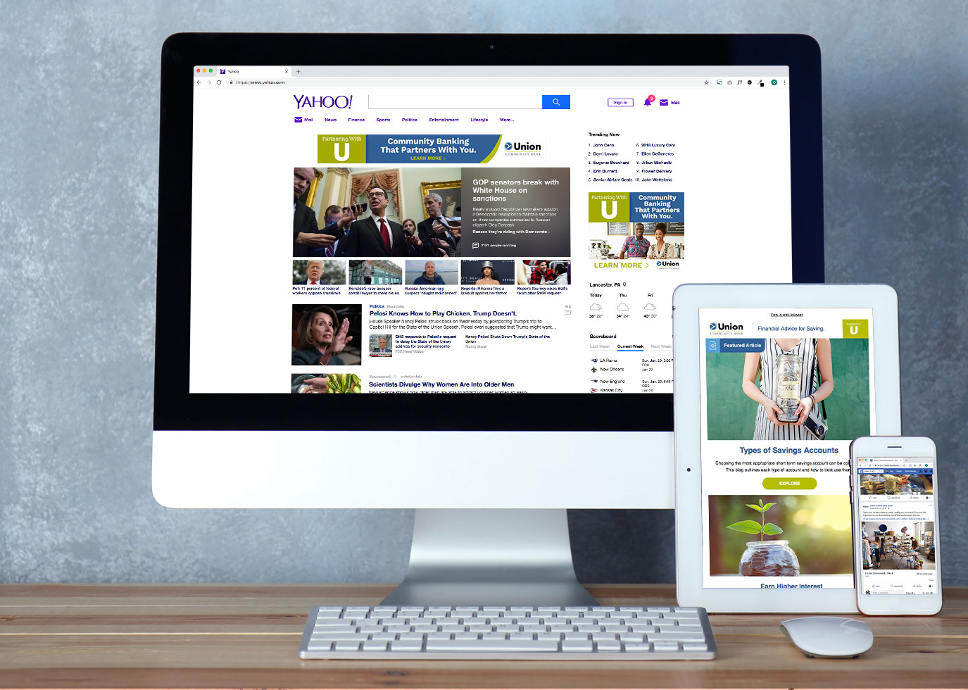 Synapse Website Strategy for Union Community Bank