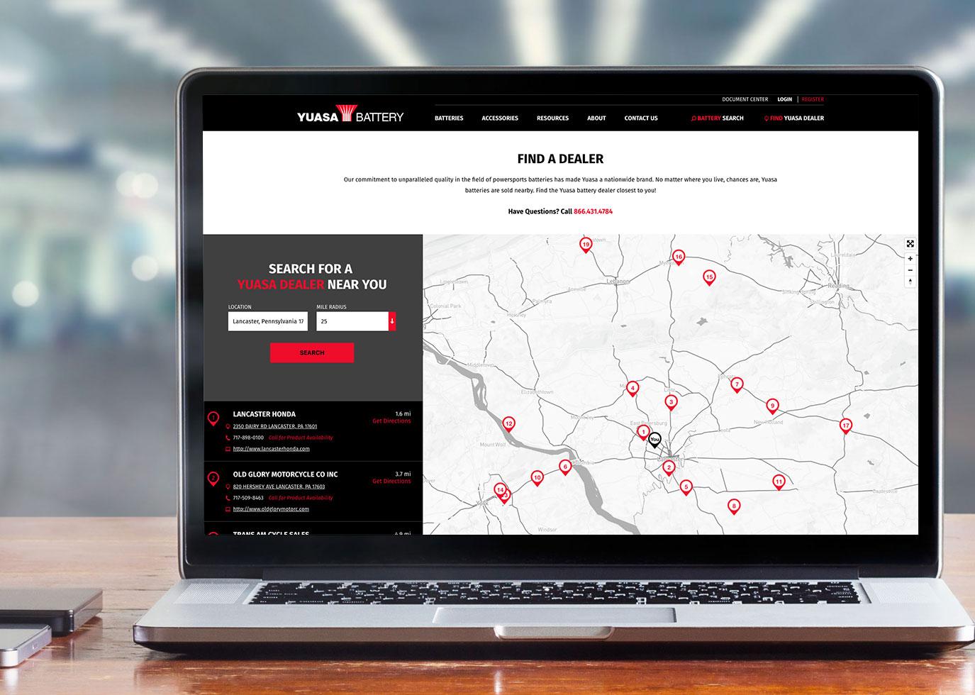Yuasa Digital Campaign by Synapse