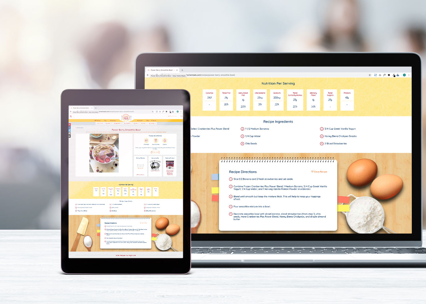 Easy Home Meals Digital Campaign by Synapse