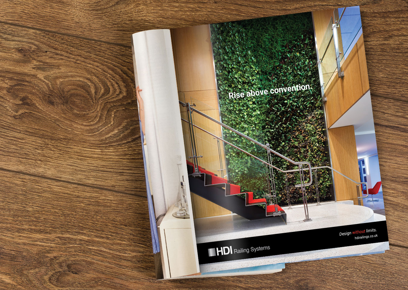 Synapse Website Strategy Case Study for HDI Railing Systems