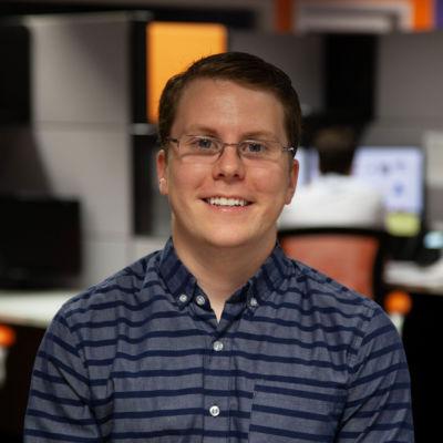 Kyle Lang digital strategist