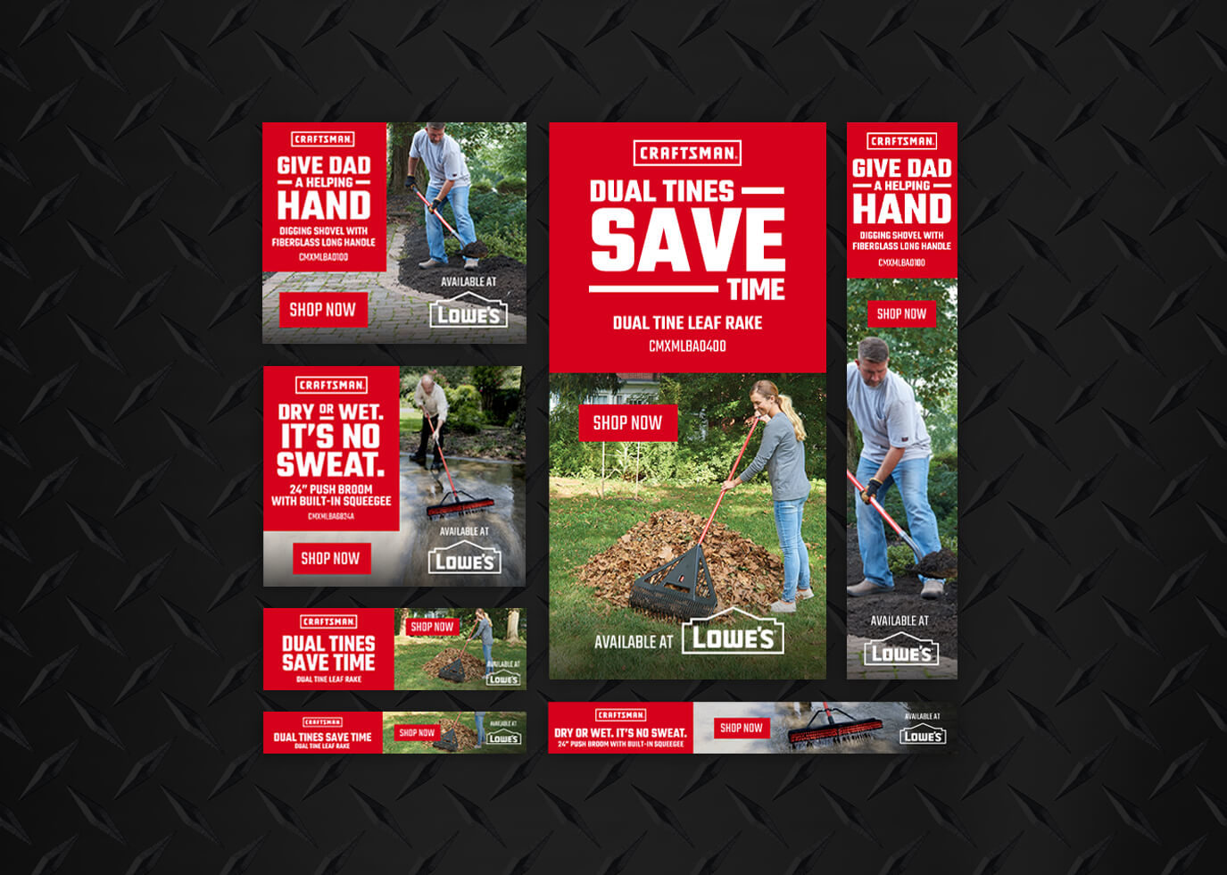 Lowes Campaign ads